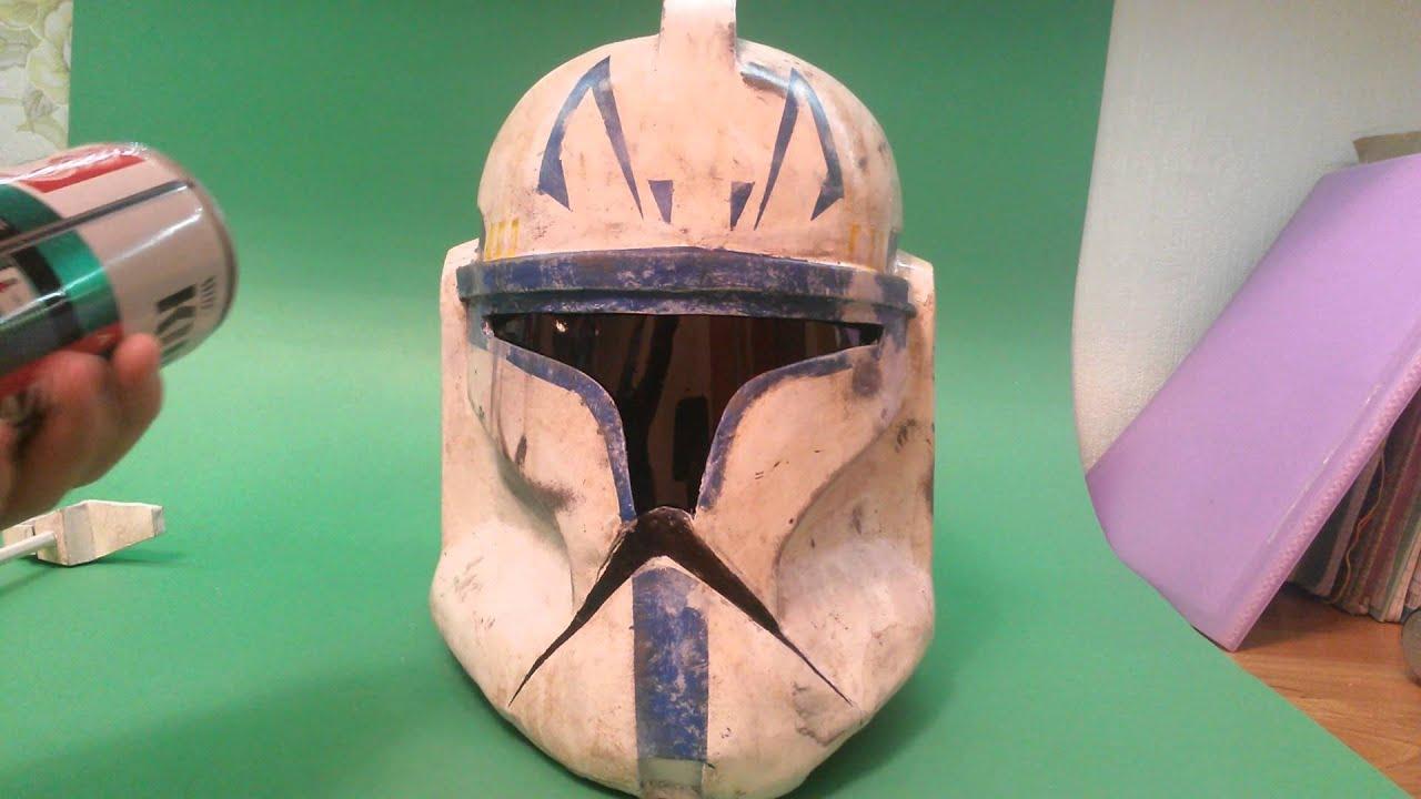Как можно сделать шлем 8