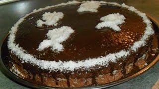 """Торт """" Баунти"""" -  райское наслаждение, рецепт от Inga Avak"""