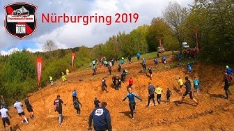 Fishermans Friend Strongmanrun Nürburgring 2019