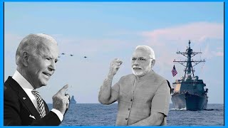 SOS 4/9/21 P.1 Dr. Amarjit Singh : India Unnerved As US Navy Bullying Sails in India's Economic Zone