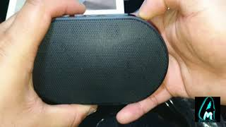 GGMM E2-100 Amazon Alexa Enabled Wireless Bluetooth Smart Speaker (Review)