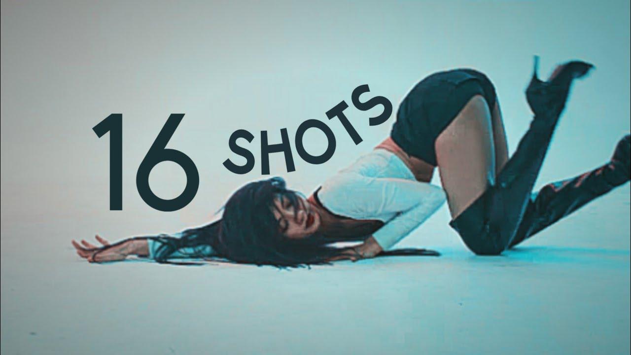 16 shots — lisa ; dance performance「 fmv 」