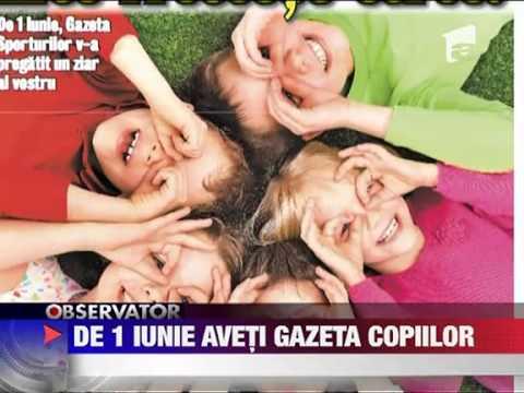 Gazeta Sporturilor lanseaza Magicienii Cuvintelor. 31 MAI