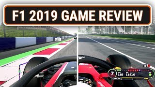 An Honest Review Of The F1 2019 Game
