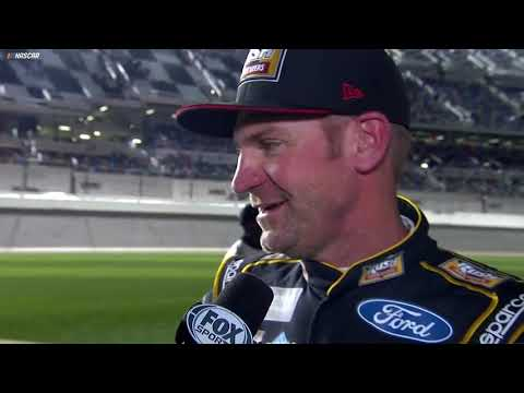 Bowyer: 'If The Money's On The Line For The Daytona 500, I'd Block Him'