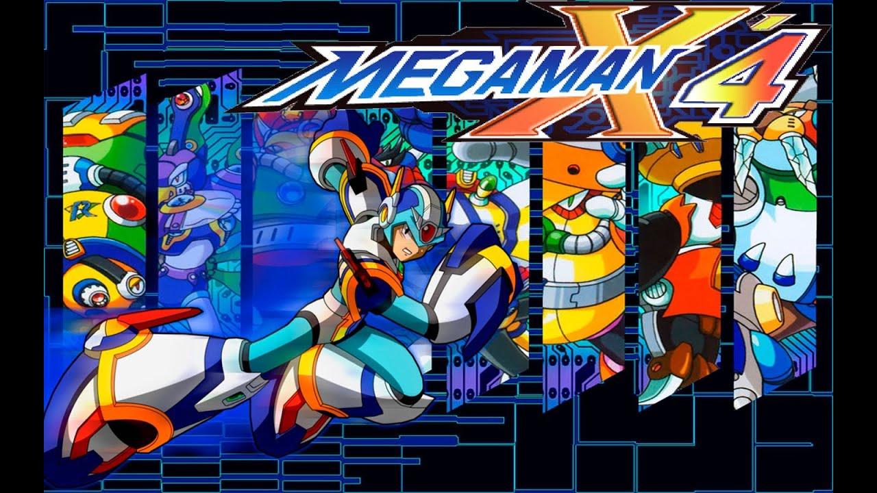 wallpaper megaman x4