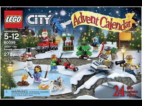 Calendario Avvento Lego City.Calendario Dell Avvento Lego 2016 City Starwars E Friends Ita