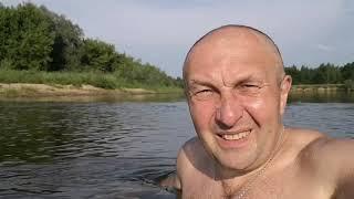 Рыбалка на реке Сож Такого клёва у меня ещё не было Орбит 110 косит щуку