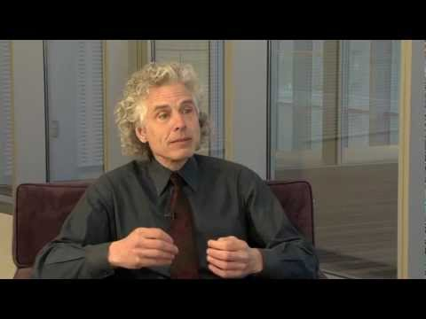 Steven Pinker -- On psychology and human nature. - YouTube