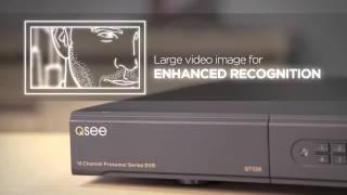 Q-See Premium Series Video Surveillance System