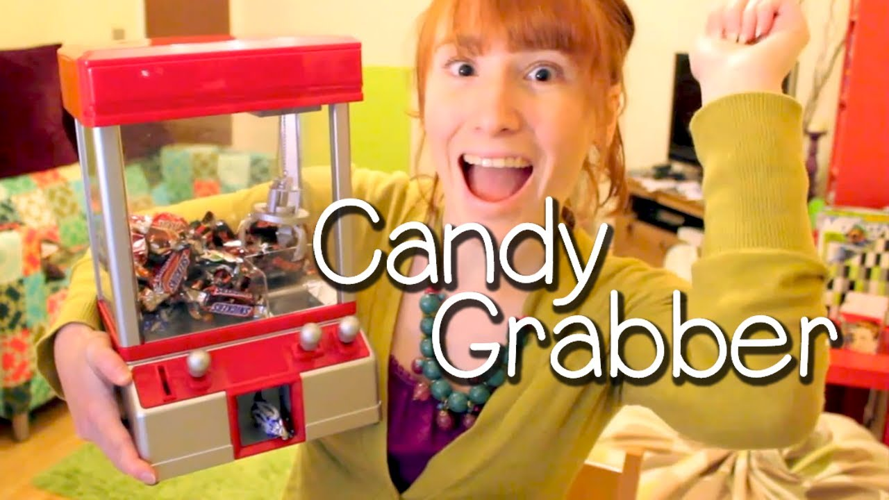 Candy Grabber Unboxing