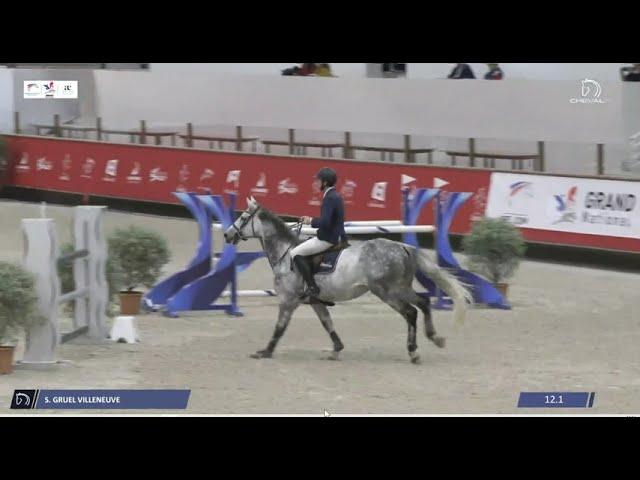 Eliott de Grandry - Amateur élite 125 Grand National de Saint-Lo Barrage (4ème)