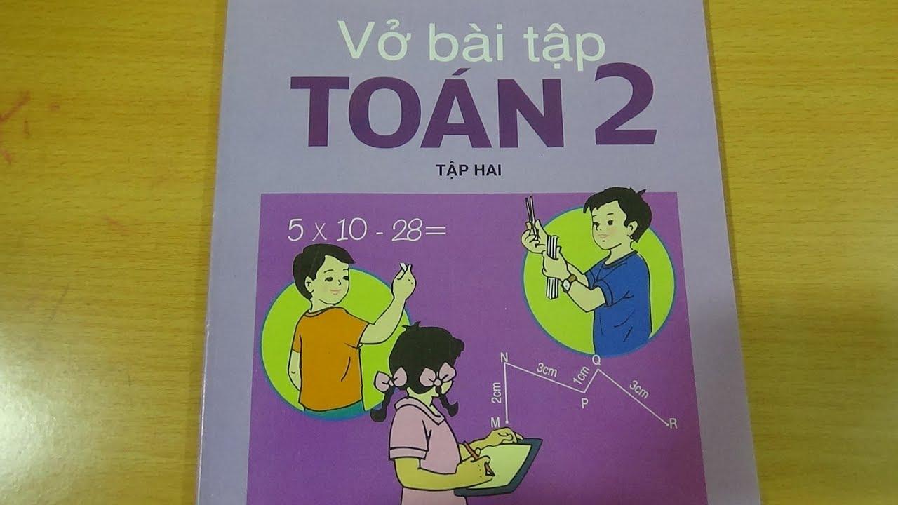 Vở Bài Tập Toán Lớp 2 Tập 2 Bài 88 Trang 2 Tổng Của Nhiều Số #mshanh
