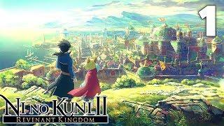 Другой мир ✦ Ni no Kuni II #1
