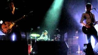 Interpol Sam Fogarino drum solo/ PDA intro Fillmore Miami Beach 2010