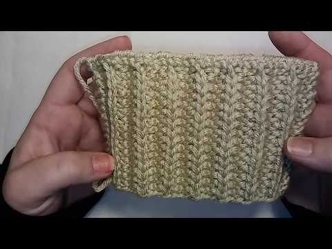 How To Knit The 1 Row Repeat Scarf A Knittycat S Knits Tutorial