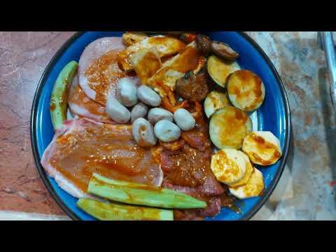 Видео: #beudon - Một buổi ăn trưa - Thịt nướng bách vị