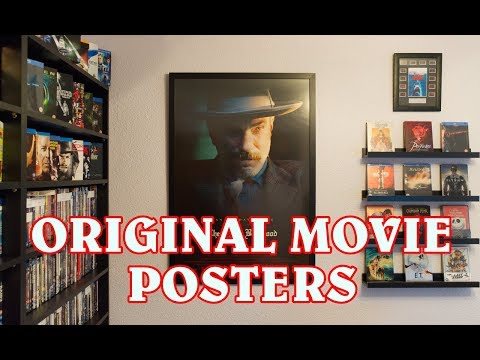 What Are Original Movie Posters?