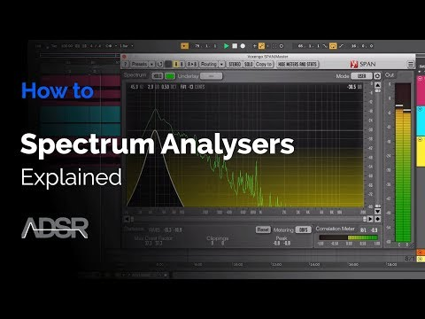 Spectrum analysers explained