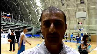 SportenPlovdiv TV: Асен Николов: Подходихме отговорно и агресивно