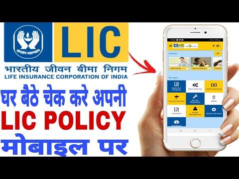 Lic Policy Check