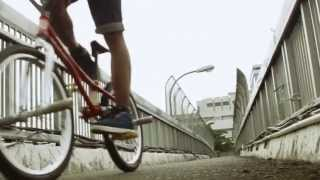Botay Agata - Indonesian Professional Flatland Rider