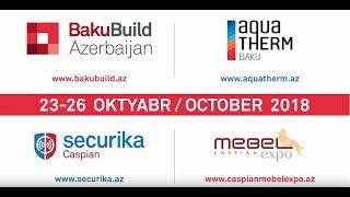 Caspian Construction Week 2018 is waiting for you! thumbnail