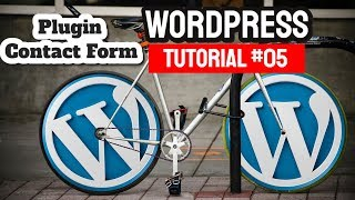 Wp plugin contact form 7 tutorial video || Plugins tips Word Press