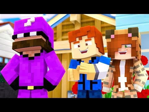 Minecraft Friends - MY NEW SERIES !? (Minecraft Roleplay) thumbnail