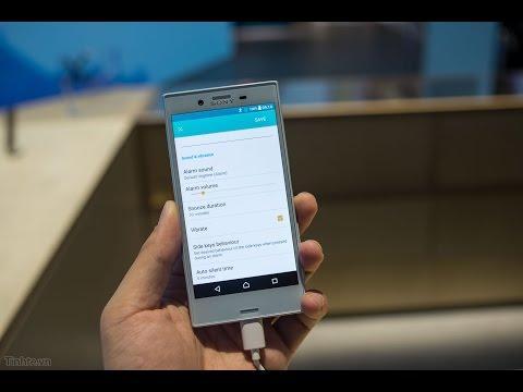 Tinhte.vn | IFA 2016 | Trên tay Sony Xperia X Compact