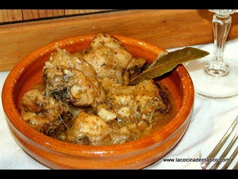 Download Conejo en salsa, receta casera, MUY FACIL | Video 93