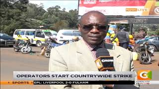 DAY BREAK | Nyeri transport crisis