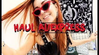 Haul ALIEXPRESS alternativo | Apijotada