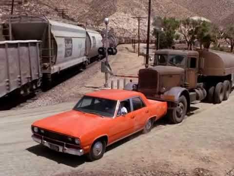 Duel (1971) The Railroad Crossing