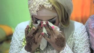 Ayu & Abib Weddingclip Islamic Wedding Style (Wednesday 22-10-2014)