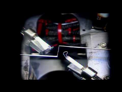 ISS FLEX-2 Flame Extinguishment Experiment 2