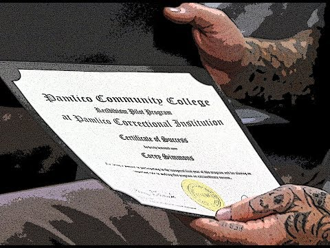 VIDEO:  Pamlico Community College Recidivism Program