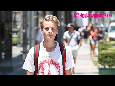 Mark Thomas Speaks On His Relationship With Loren Gray, New Music & Upcoming Tour In Beverly Hills