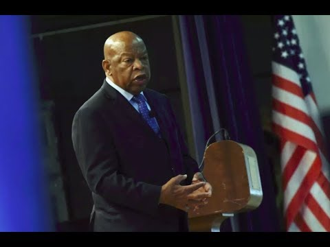 Civil rights hero John Lewis to boycott opening of civil rights museum due to Trump's 'insulting' a