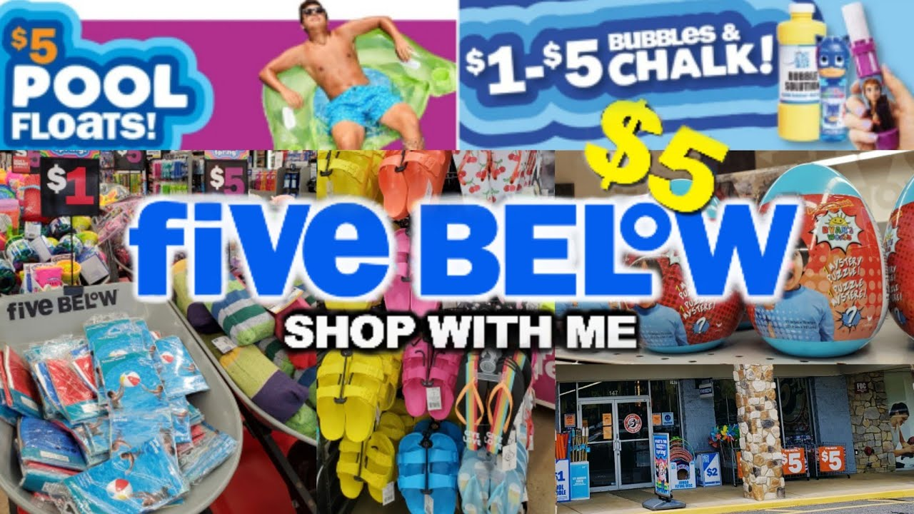 Five Below Shop With Me | STORE WALKTHROUGH 2020