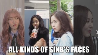 All Kinds Of SINB's Faces