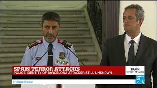 Spain Attacks: Catalan police shares details on investigation