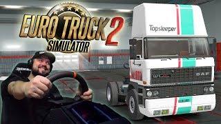 Покупаю олдскул грузовик - DAF F241 Topsleeper - ETS2
