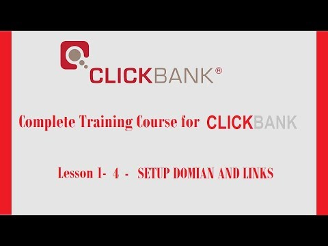 clickbank-free-course-lesson-1-4-set-up-domain-and-links