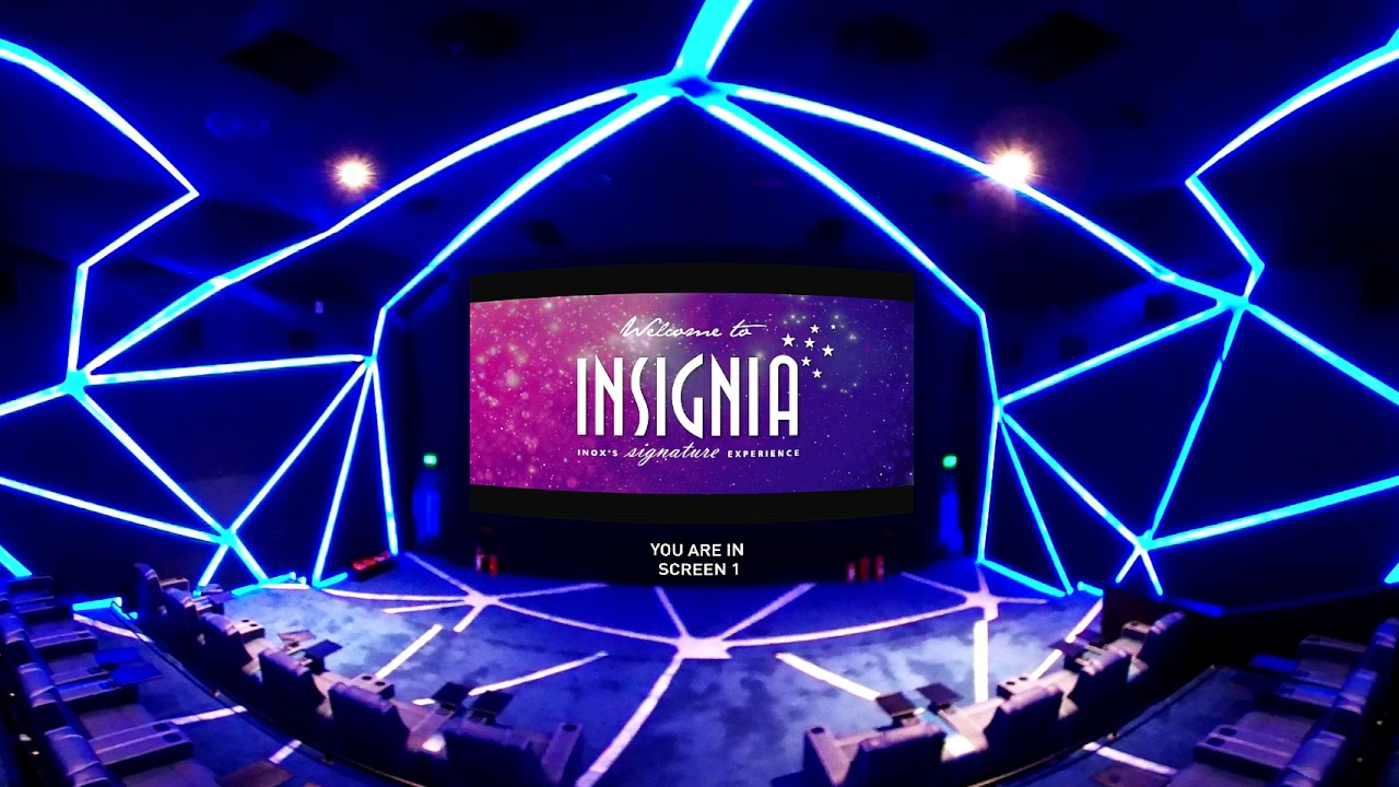 Experience Insignia At Inox Laserplex, Nariman Point In -6583