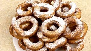 Вкуснейшие воздушные пончики на раз два три.