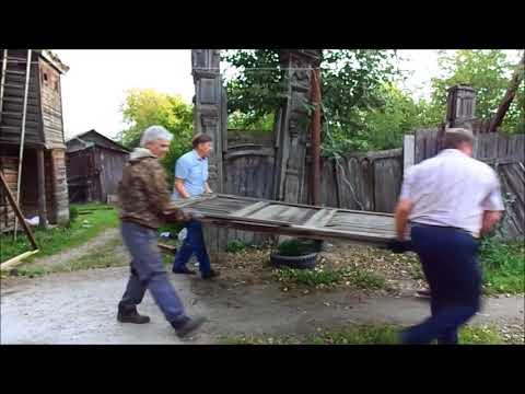 """Томск. ул.Октябрьская 39 """".Старые ворота"""""""