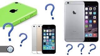 iPhone Kaufberatung '14 - iPhone 6, 6+, 5S, 5(C), 4S oder 4?! Meine Einschätzung! [Deutsch]