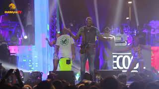 DAW STARS'S PERFORMANCE AT DAVIDO LIVE IN CONCERT 2018