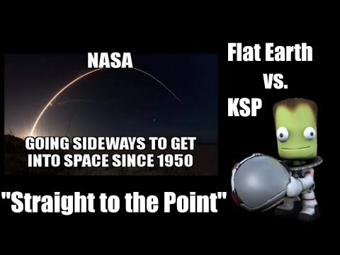 Why don't we launch rockets straight up? [FE Vs. KSP]
